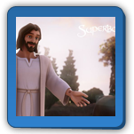 Superbook: He Is Risen - on SMILE