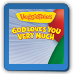 VeggieTales: God Loves You Very Much - on SMILE